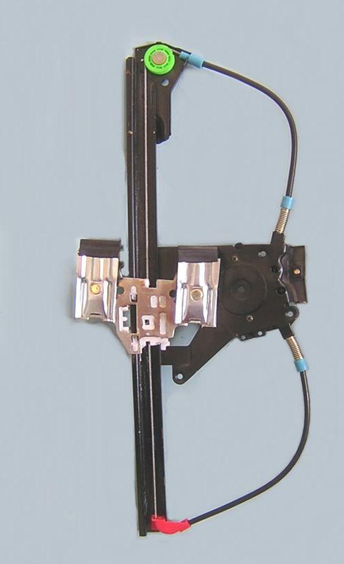 mecanisme de leve vitre arriere gauche electrique sans moteur pour volkswagen golf 3 de 09. Black Bedroom Furniture Sets. Home Design Ideas