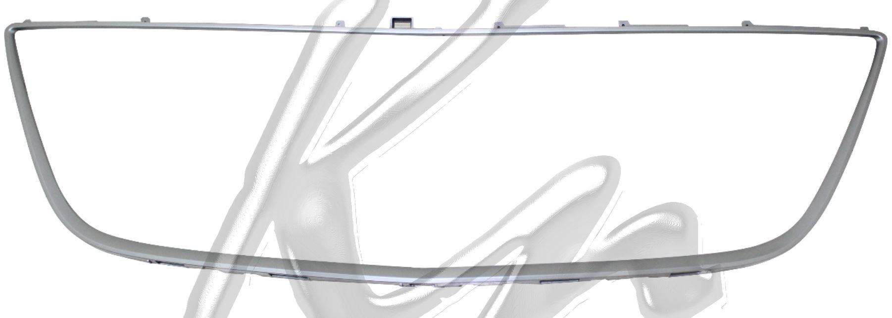 moulure de pare chocs avant chromee pour mazda cx7 a partir de 06 2009. Black Bedroom Furniture Sets. Home Design Ideas