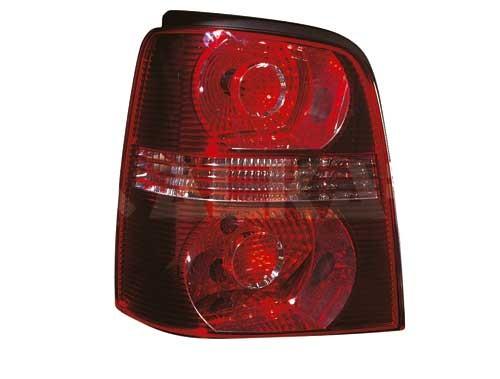 feu arriere gauche fond rouge pour volkswagen touran de 12 2006 a 09 2010. Black Bedroom Furniture Sets. Home Design Ideas